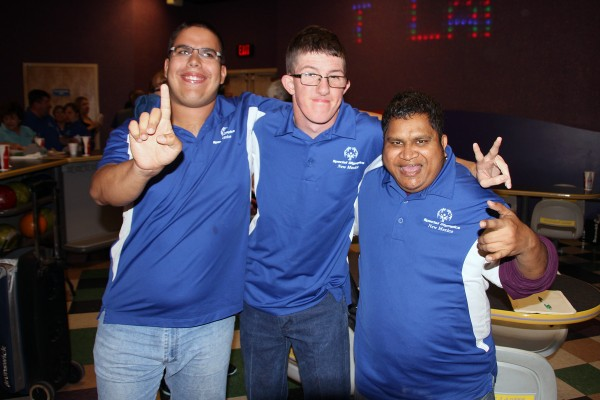 Unified Team Bowling Tournament