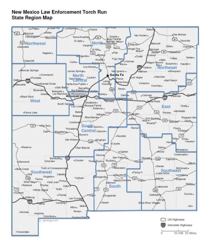 NMLETR-Region-Map