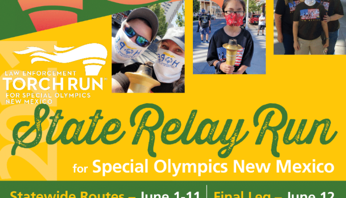NMLETR 2021 Relay Run header photo
