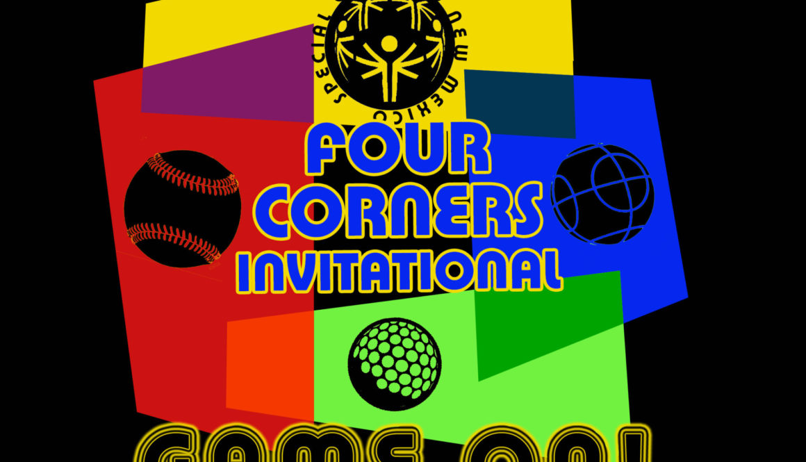 Four Corners Invitational 2021 logo