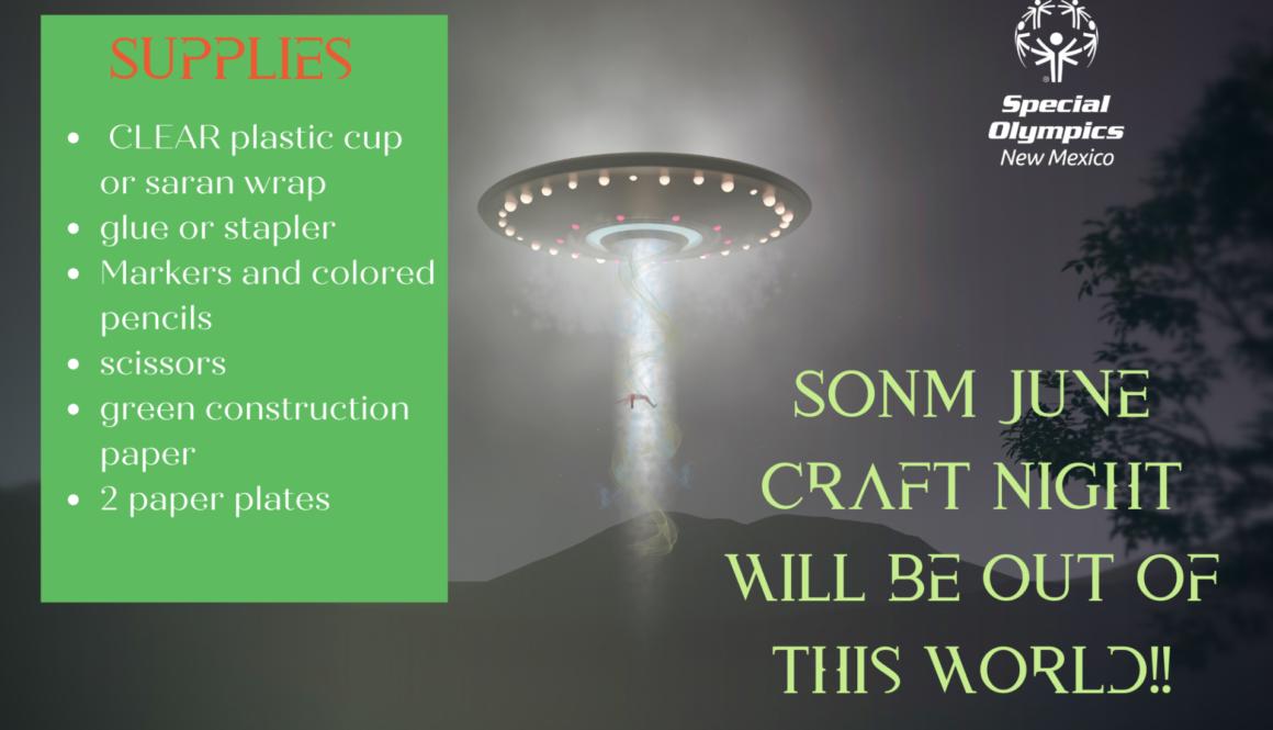 June Craft Night 2021