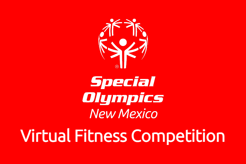 July Virtual Fitness Competition logo