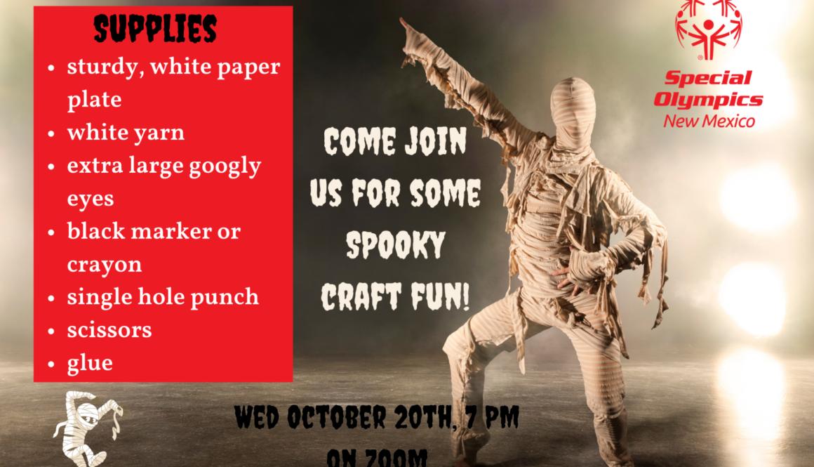 Oct Craft Night 2021